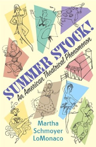 Summer Stock!: An American Theatrical Phenomenon front-829639
