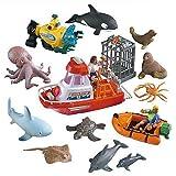 Animal Planet Sea Life Set ~ Animal Planet