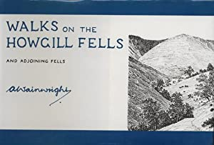 Walks on the Howgill Fells (Wainwright Pictorial Guides)