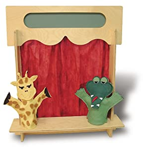 Puppet Theater by TAG Toys