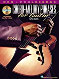 Chord-Melody Phrases For Guitar [With Cd Features 39 Helpful Demo Tracks] (Reh Pro Lessons)