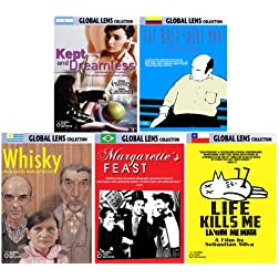 Global Lens - The Best of World Cinema - Volume 3: Latin America - 5 DVD Collector's Edition