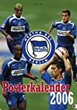 Hertha BSC 2007. Posterkalender.