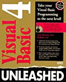 img - for Visual Basic 4 Unleashed book / textbook / text book