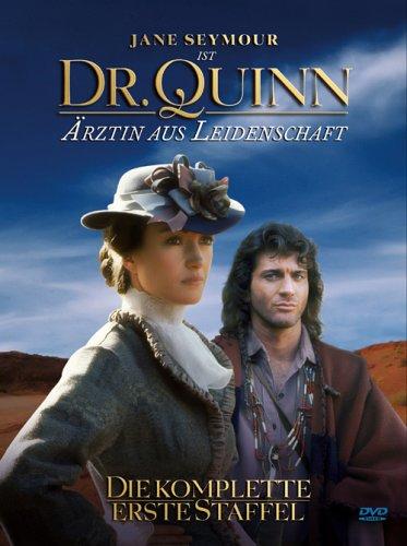 Dr. Quinn - Ärztin aus Leidenschaft: Die komplette erste Staffel (5 DVDs)