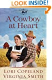 A Cowboy at Heart (The Amish of Apple Grove)