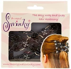 The Original Swinky Hair Accessory Eden Grey