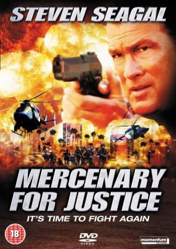 Mercenary For Justice [Import anglais]