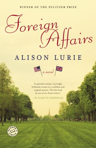 Foreign Affairs: A Novel, ALISON LURIE
