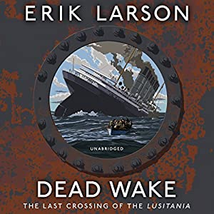 Dead Wake Audiobook