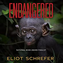 Endangered Audiobook by Eliot Schrefer Narrated by Adjoa Andoh