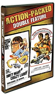 Action-Packed Double Feature (Dirty Mary Crazy Larry / Race with the Devil)