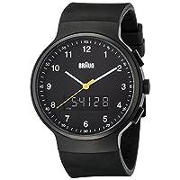 [ブラウン]BRAUN 腕時計 アナデジ BN0159BKBKG メンズ 【正規輸入品】