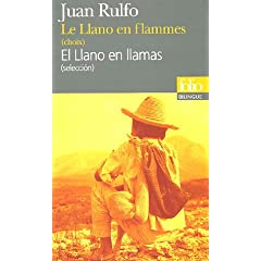 Le Llano en flammes (sélection bilingue) - Juan Rulfo