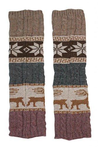 knitted-fleece-knee-high-boots-socks-leg-warmers-ysw83-6