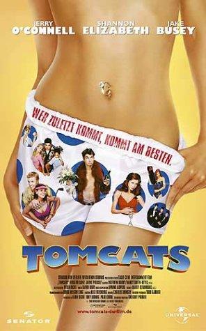 Tomcats [VHS]