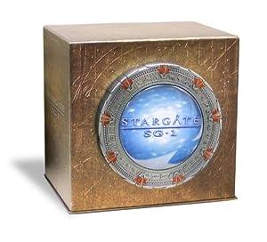 Stargate SG-1 - Series 1-10 - Complete [2007] [DVD]
