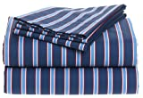 51V4JCZC3KL. SL160  Tommy Hilfiger 200 Thread Count Cotton Twin Extra Long Sheet Set
