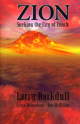 Image for Zion: Seeking the City of Enoch
