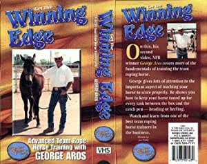 Training With George Aros - DVD : Rodeo Equipment : Sports & Outdoors