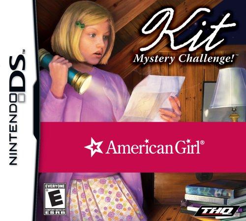 American Girl Kit Mystery Challenge
