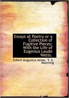 fugitive pieces critical essays Sample outline for critical essay remember that the purpose of a critical analysis is not merely to inform, but also to evaluate the worth, utility, excellence, distinction, truth, validity, beauty, or goodness of something.