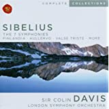 Sibelius: The 7 Symphonies, Finlandia, Kullervo, Vase Triste & Moreby Jean Sibelius