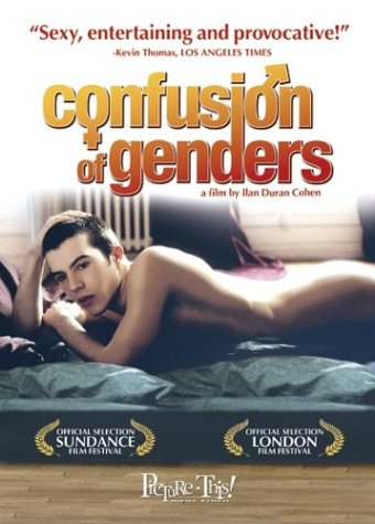 Cover art for  Confusion of Genders