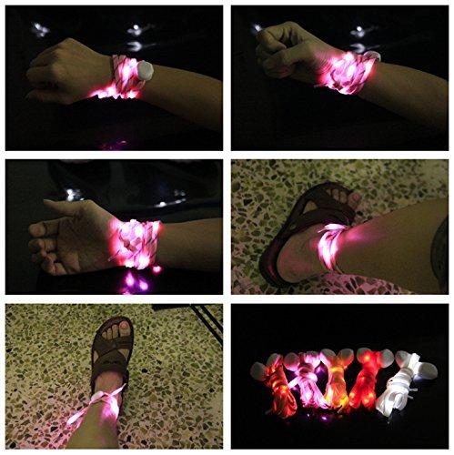 Pet-Leso-LED-Nylon-Light-Up-Shoelaces-Flashing-Shoe-Laces