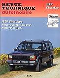 echange, troc Etai - Revue technique automobile, N°529.2 : Jeep Cherokee