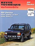Revue technique automobile, N�529.2 : Jeep Cherokee