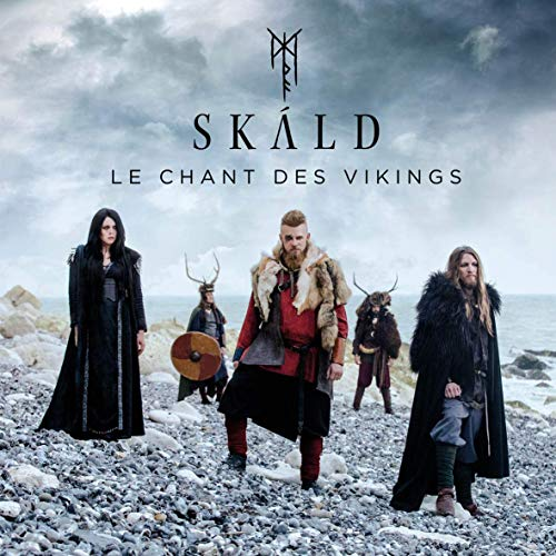 CD : Skald - Viking Chant (CD)