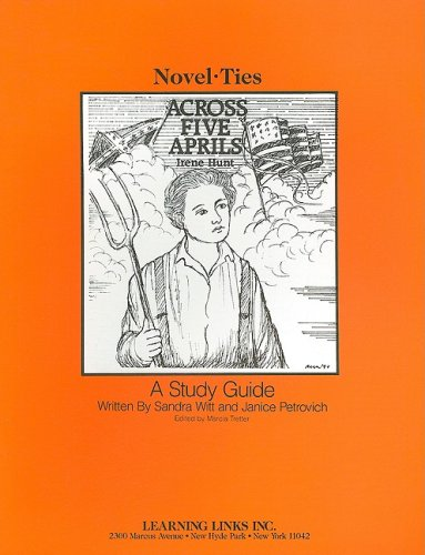 a book analysis of across five aprils by irene hunt Author: irene hunt the boomerang is a monthly digital downloadable product  that features copywork and dictation passages from a specific read aloud novel.