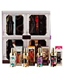 BENEFIT COSMETICS Crescent Row Eau de Toilette Limited Edition to-go FRAGRANCES Set 10.0 ml/0.34 US fl. oz. x 4 EACH
