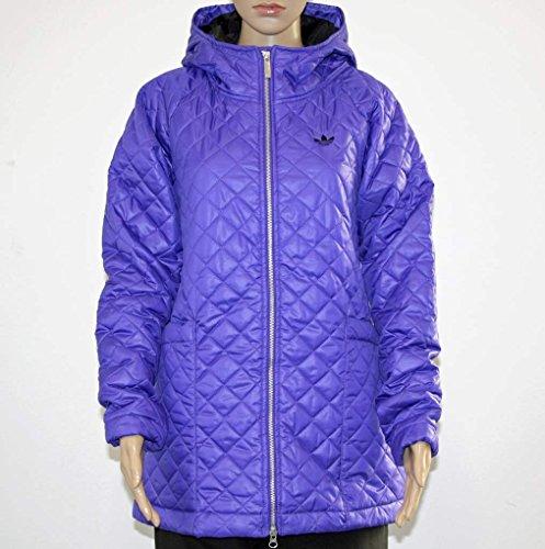 """Adidas giacca invernale da """"FM Pad parka"""" 46 lilla"""