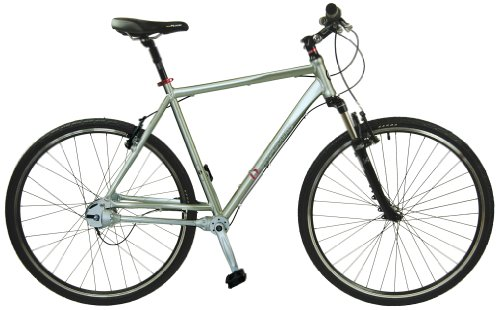 Cheapest Dynamic Runabout 8 Hybrid Bicycle Chainless Internal