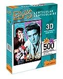 Elvis Presley 500 Piece Lenticular 3D Ji...