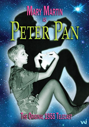 Peter Pan - The Original 1955 Telecast (Peter Pan With Mary Martin Dvd compare prices)