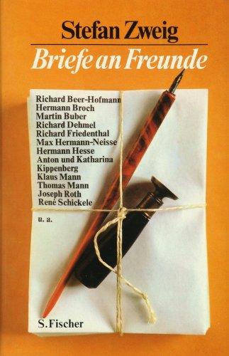 Briefe an Freunde (ISBN: 3100970284)
