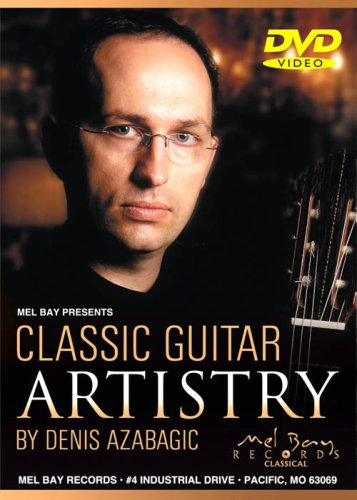 Classic Guitar Artistry [DVD] [2007]
