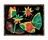Melissa & Doug Scratch Art Paper, Multicolor 50-Sheets