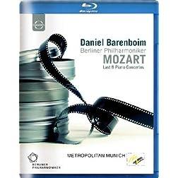 Mozart's Last 8 Piano Concertos [Blu-ray]