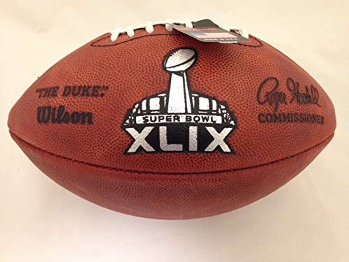 Super Bowl 49 Football - Seahawks and Patriots (Seahawks Super Bowl 49 compare prices)