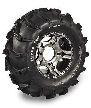 Super Grip Super Light Mud/Snow ATV TIRE 22X11-10