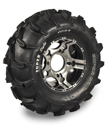 cheap mud tires-Super Grip Super Light Mud/Snow ATV TIRE
