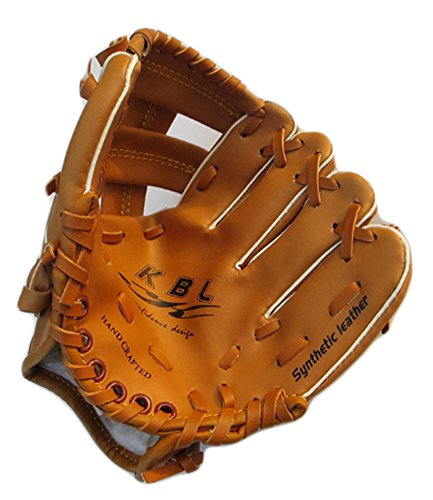 Chariot Trading Leather Baseball Gloves