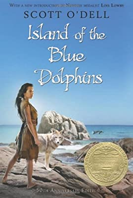 Island Of The Blue Dolphins by Sandpiper