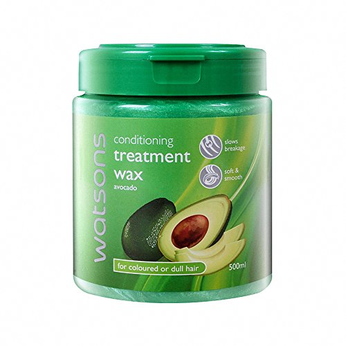 Watsons Treatment Wax Avocado 500Ml