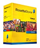 Learn Turkish: Rosetta Stone Turkish Level 1-3 Set