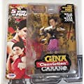 Gina Carano Signed Action Figure COA Autograph UFC Strikeforce EliteXC - PSA/DNA Certified - Autographed UFC Miscellaneous Products